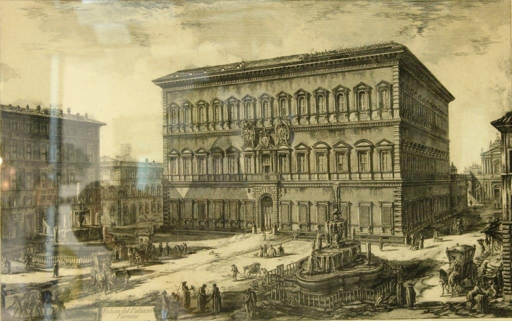 Giovanni Battista Piranesi (Italian, 1720-1778)