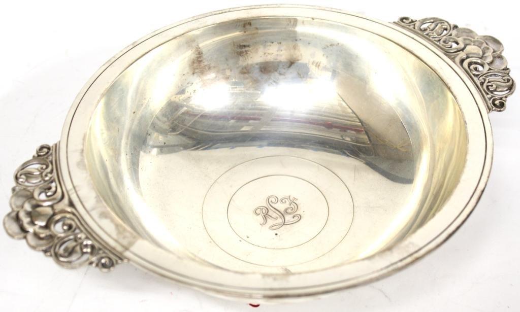 Tiffany & Co. Sterling Handled Porringer - 2
