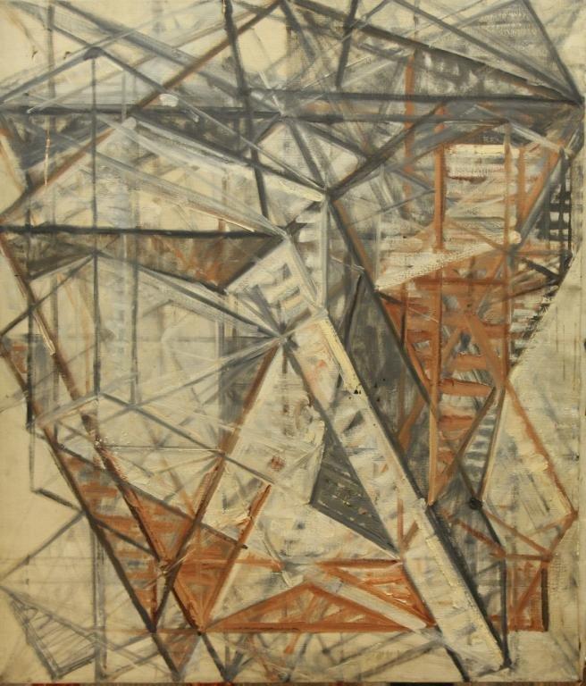 James Irwin Billmyer (American, 1897-1989)- Oil