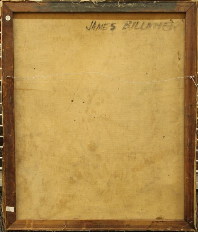 James Irwin Billmyer (American, 1897-1989)- Oil - 3