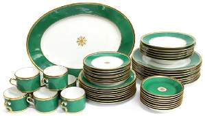 Richard Ginori Porcelain Dinner Service
