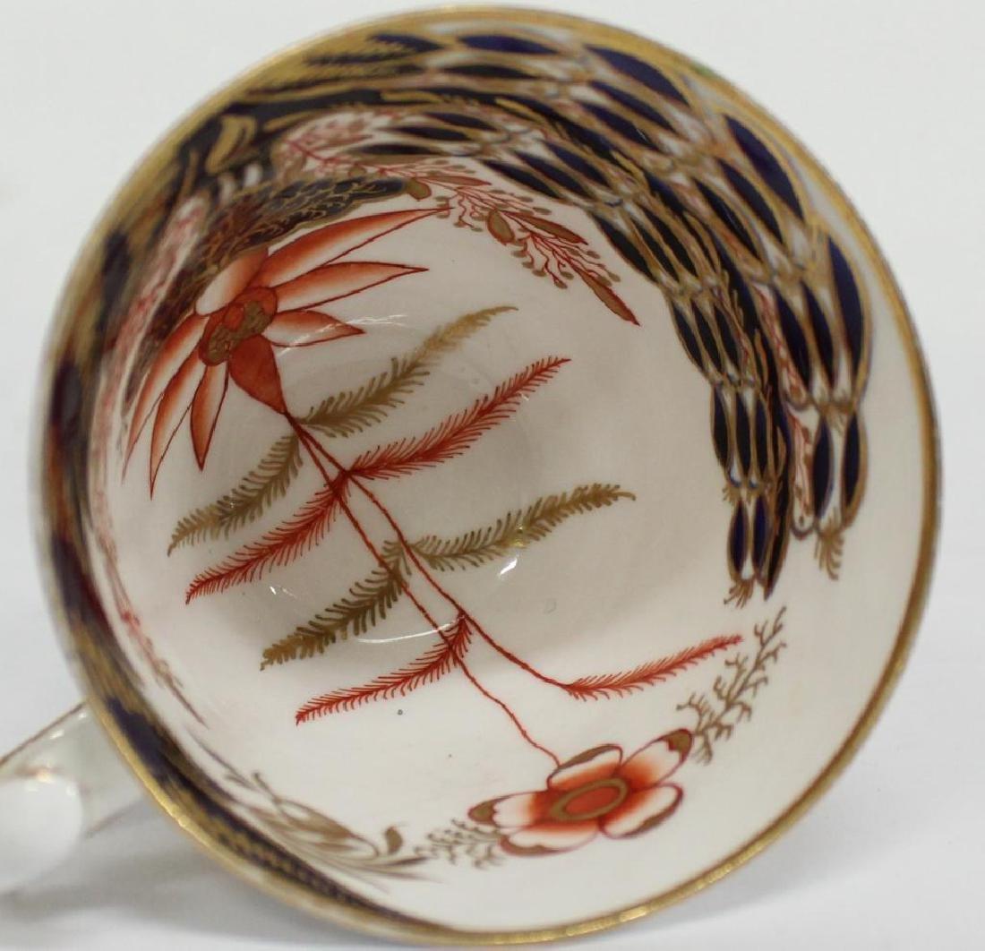 Spode Imari Partial Coffee & Tea Set, 19th C. - 5