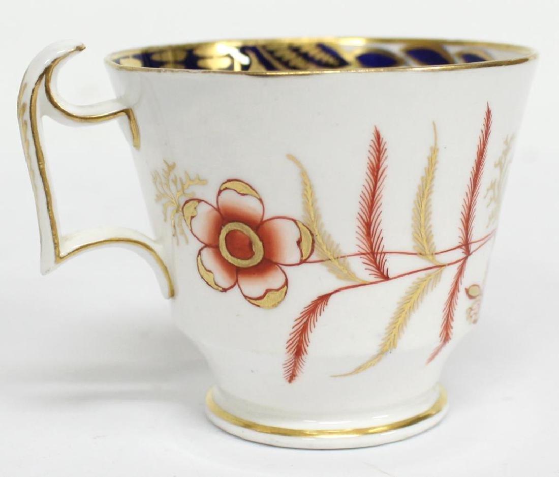 Spode Imari Partial Coffee & Tea Set, 19th C. - 6