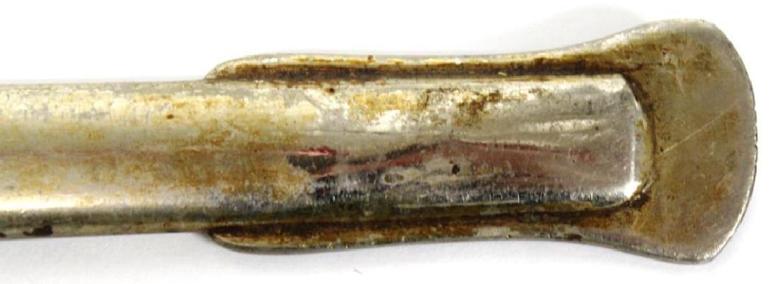 Antique Spanish-Made Cavalry Sword & Sheath - 5
