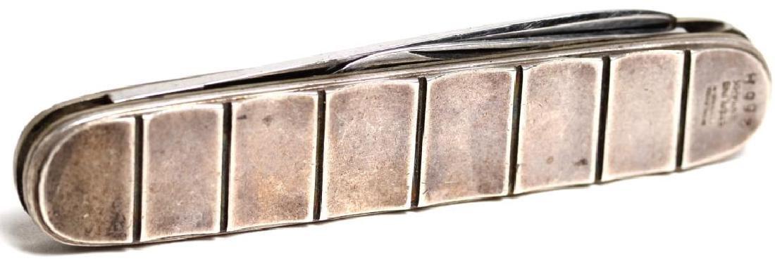 Rare Georg Jensen Wendel Sterling Silver Pocket Knife