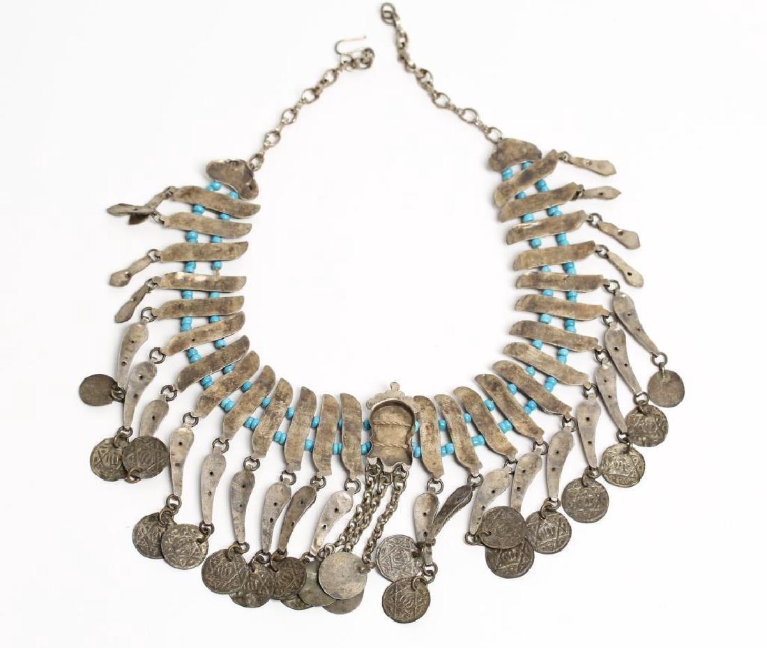 Judaica Beaded Necklace - 6