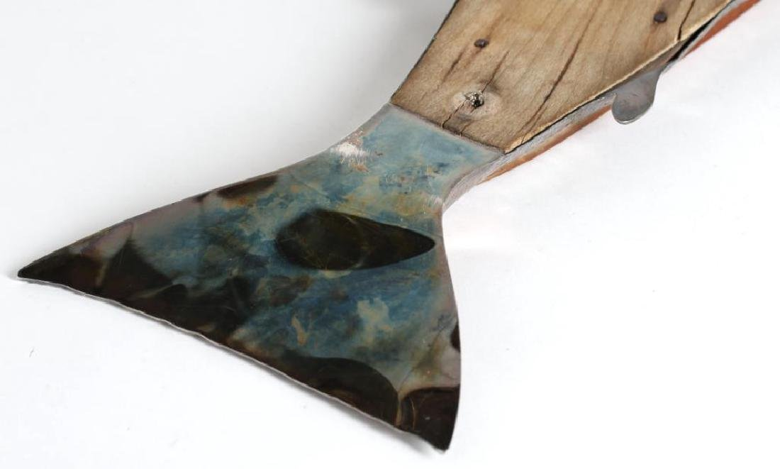 EPNS Articulated Fish-Form Serving Tray - 3