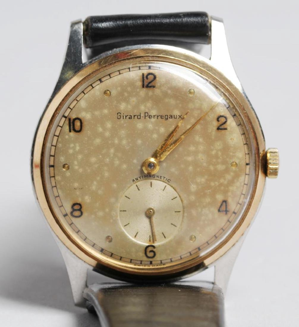 Girard-Perregaux Vintage Stainless Swiss Watch