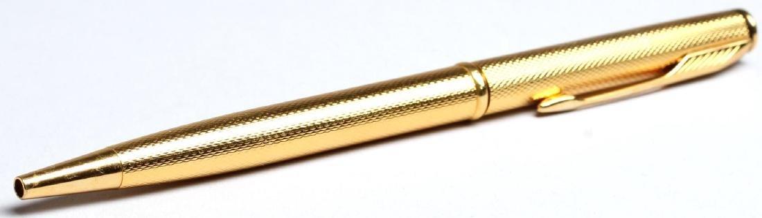 Parker Rolex Ballpoint Gold-Tone Stainless Pen