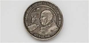 NASA APOLLO VII COIN