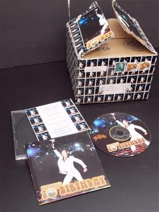 RARE AL MALNIKS 70TH BIRTHDAY MICHAEL JACKSON CD