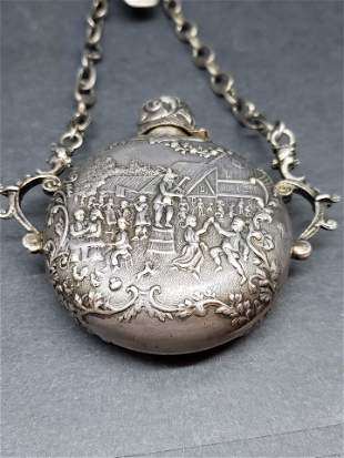VICTORIAN STERLING SILVER PERFUME