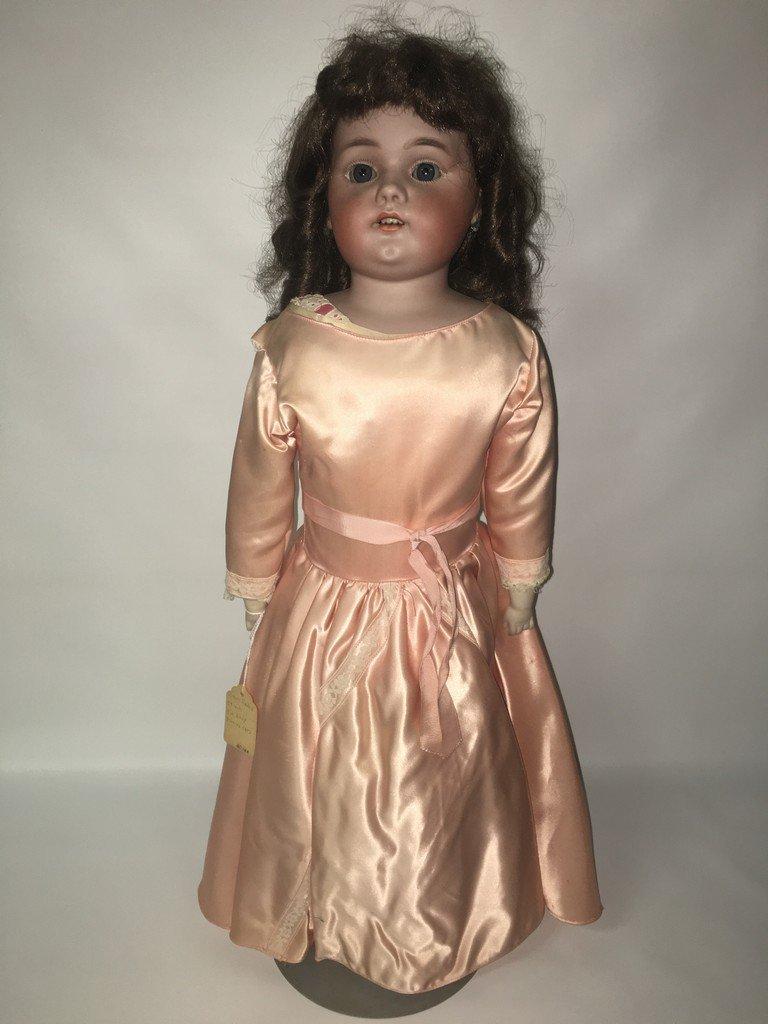 Simen & Halbig Doll 1880's