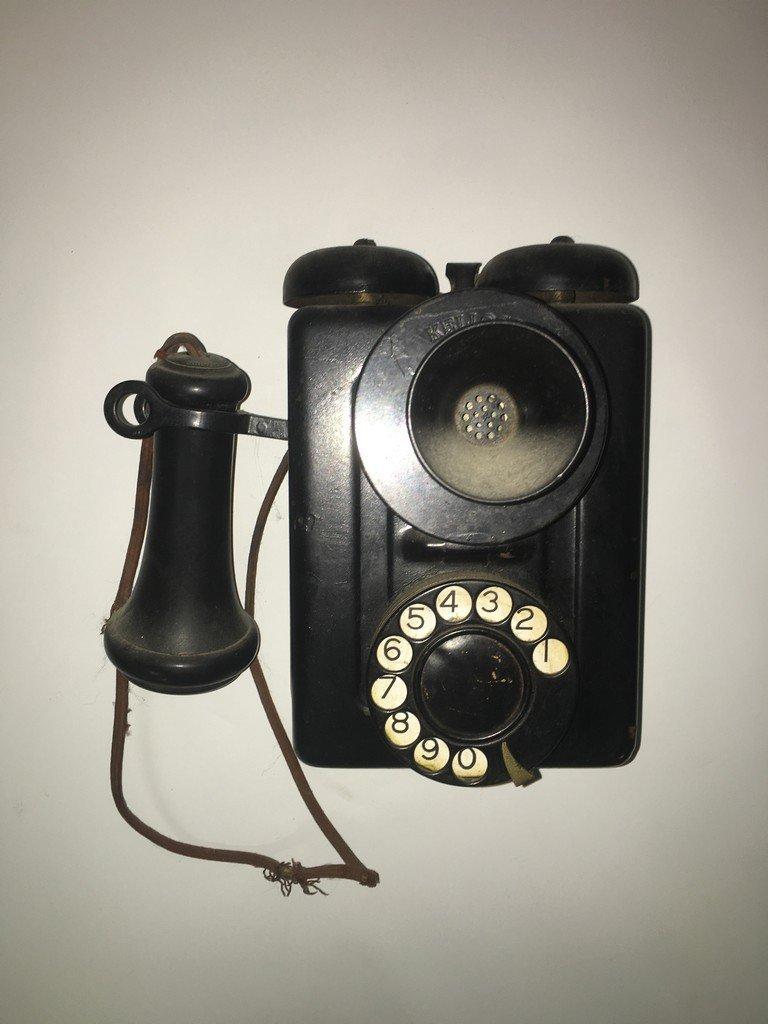 Vintage Kellogg Telephone