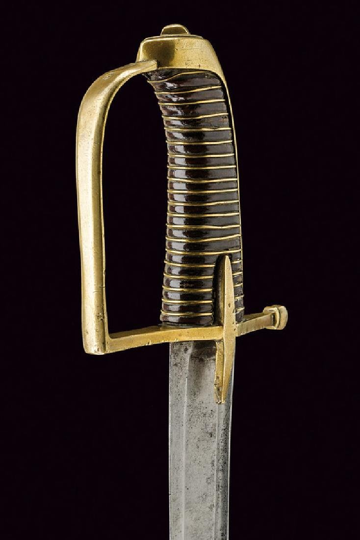 A revolution period hussar's sabre, dating: 1796 - 98, - 3