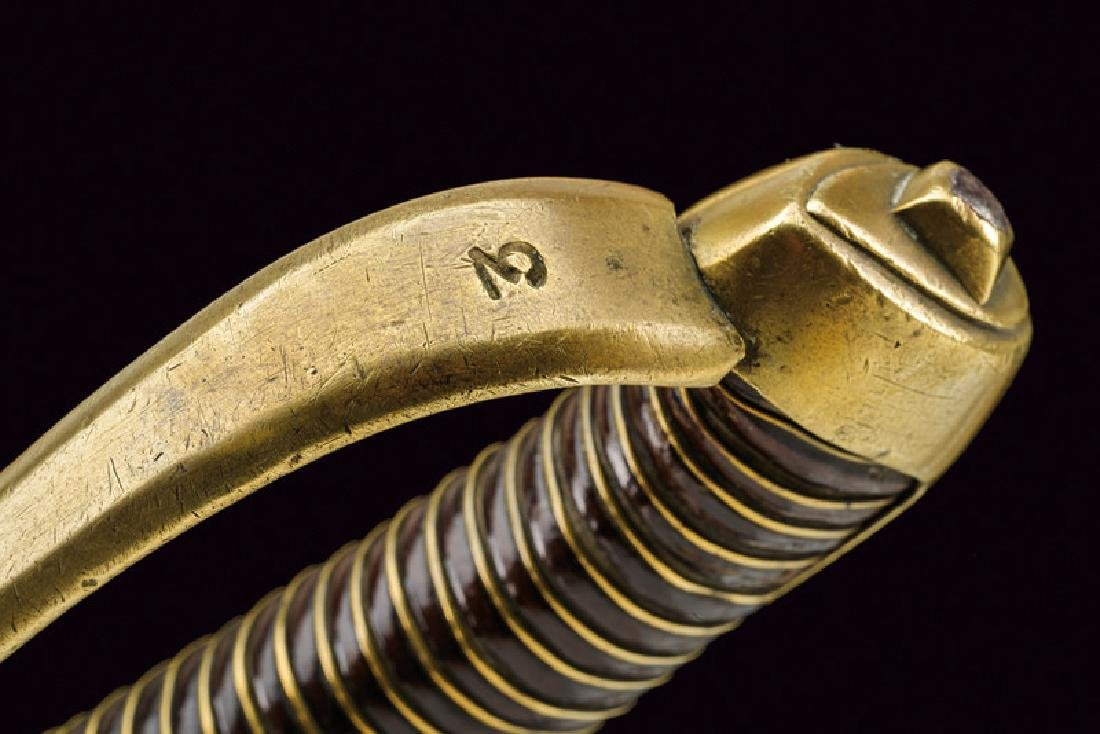 A revolution period hussar's sabre, dating: 1796 - 98, - 5