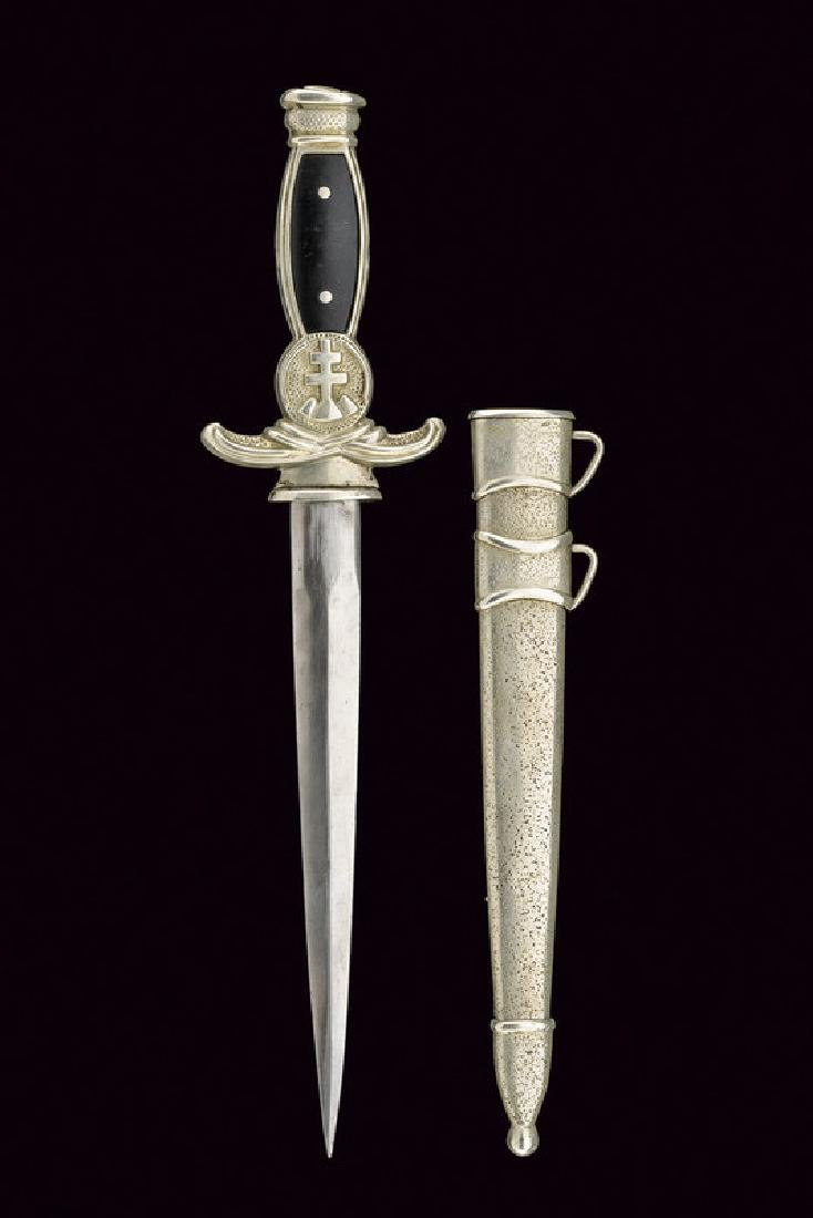 A dagger, dating: second quarter of the 20th Century, - 3