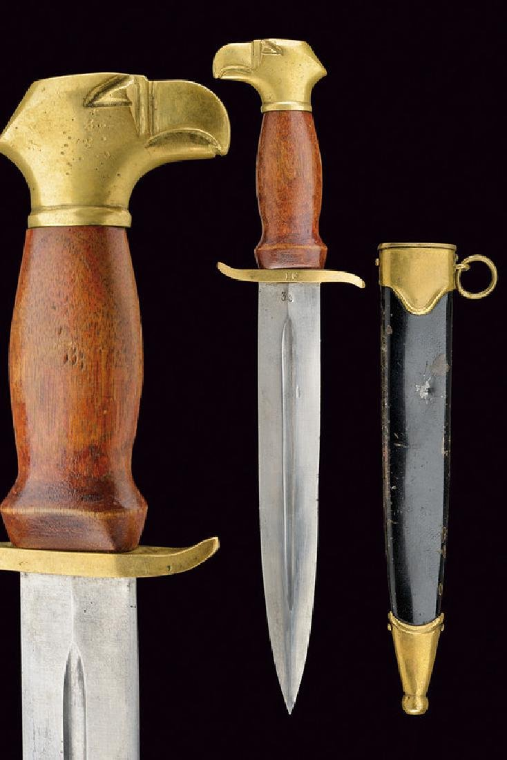 A 1939 model Hlinka guard dagger, dating: 1933-45,