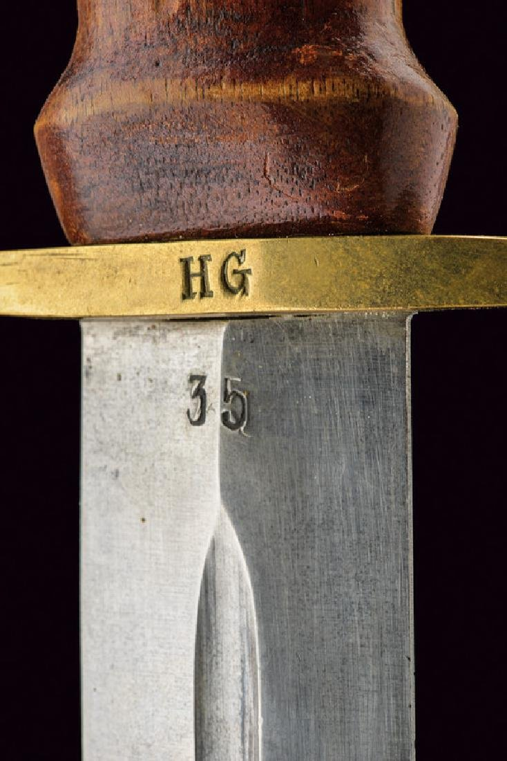 A 1939 model Hlinka guard dagger, dating: 1933-45, - 4