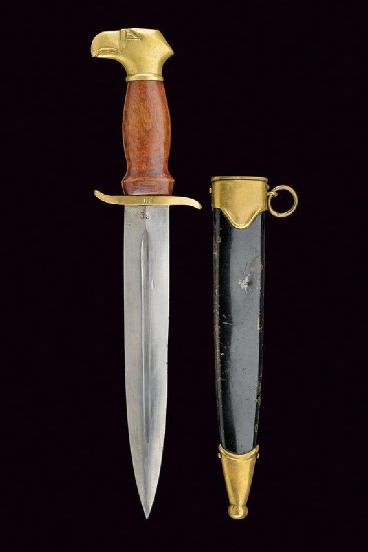 A 1939 model Hlinka guard dagger, dating: 1933-45, - 6