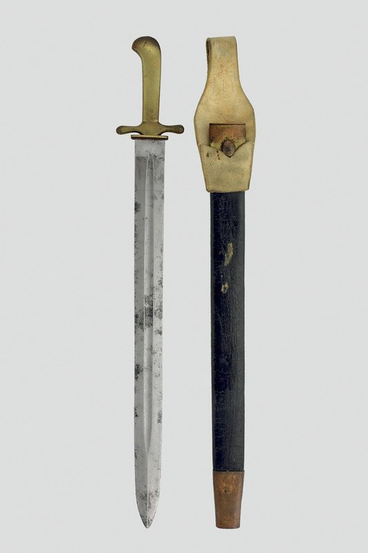 1732: A bayonet