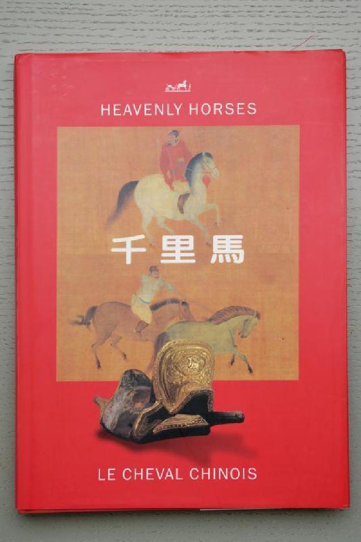 Catalogo 'Heavenly Horses - Le Cheval Chinois'
