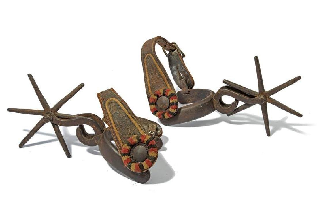 A pair of spurs