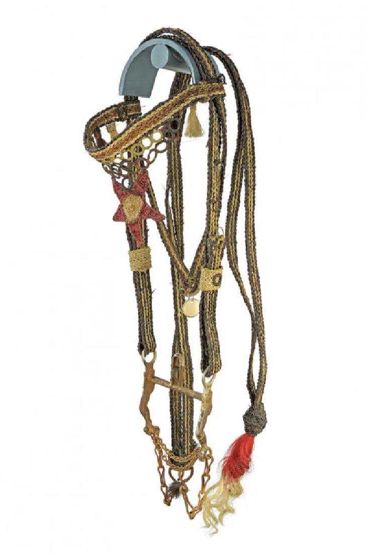 A lot of three bridles - 2