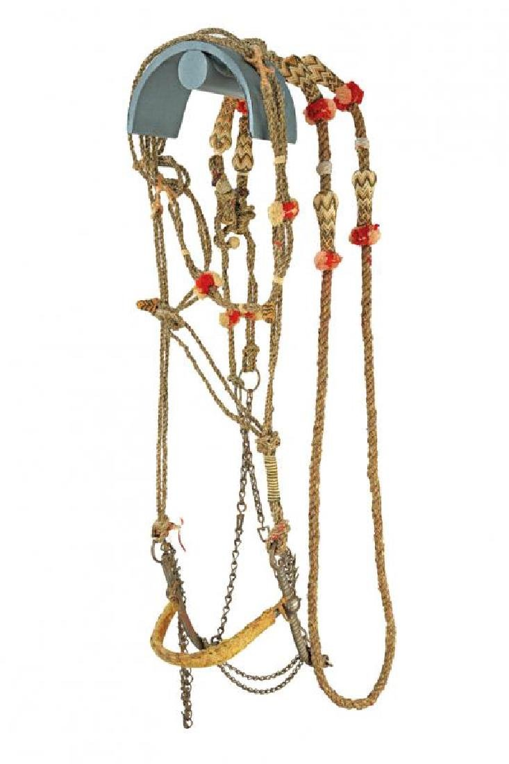 A lot of three bridles - 3