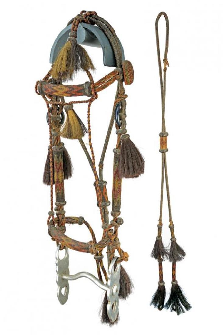 A lot of three bridles - 4