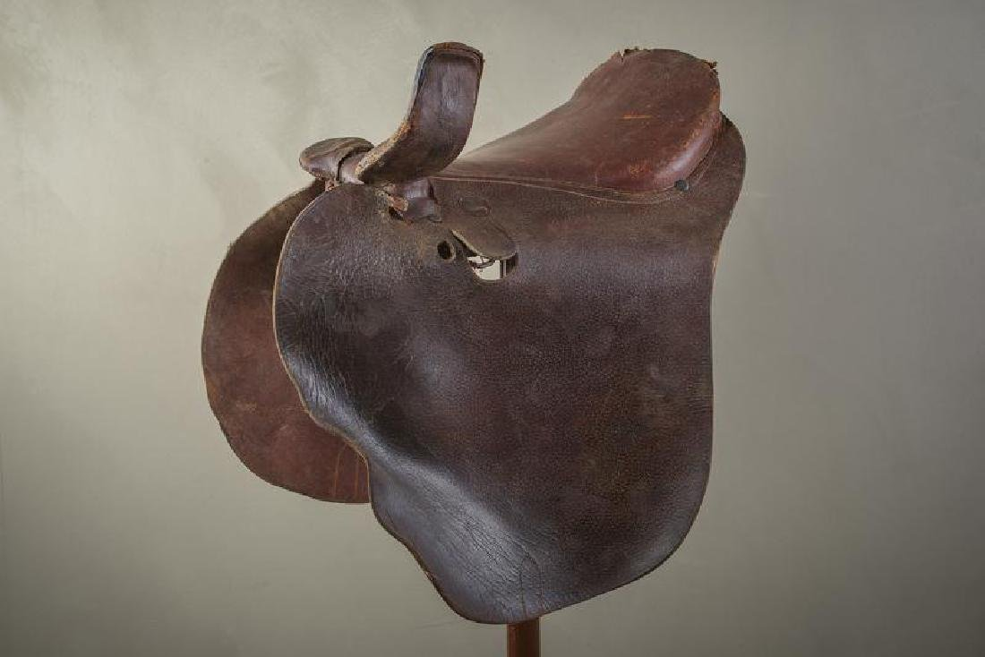 A saddle for a lady