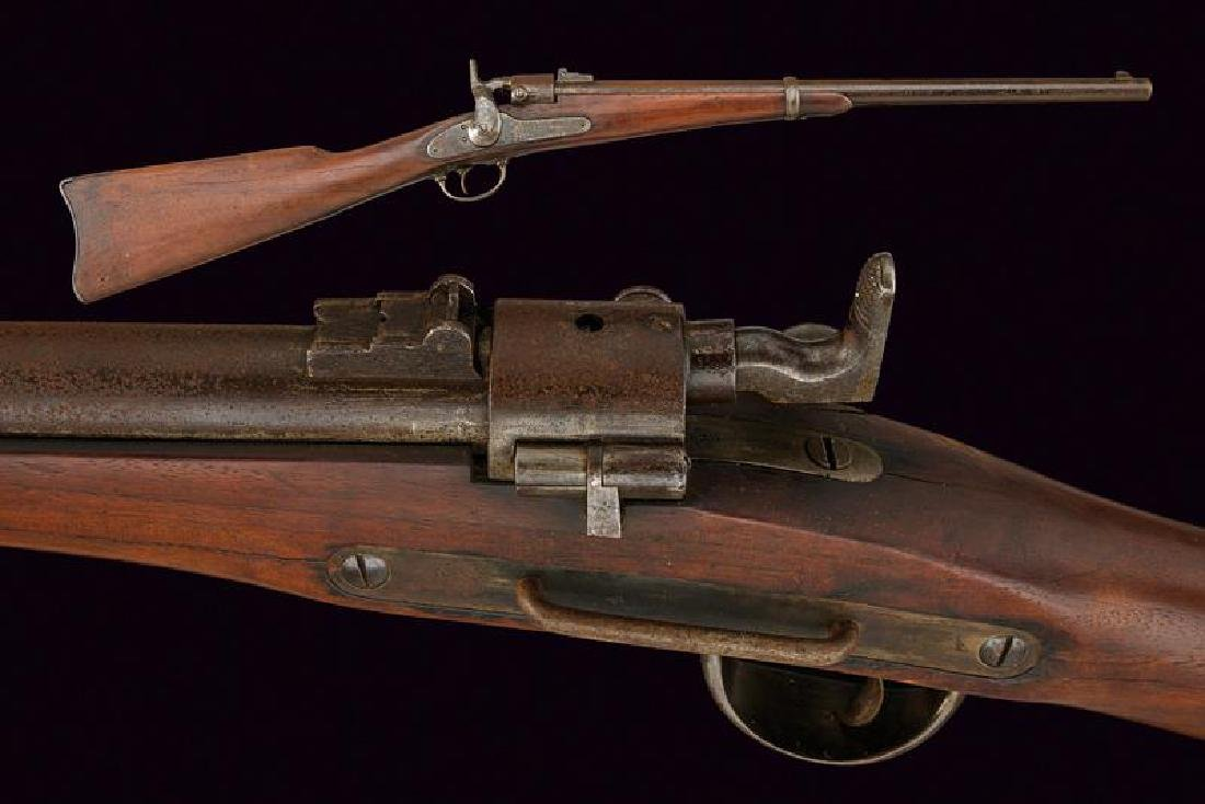 A Joslyn Model 1864 Carbine
