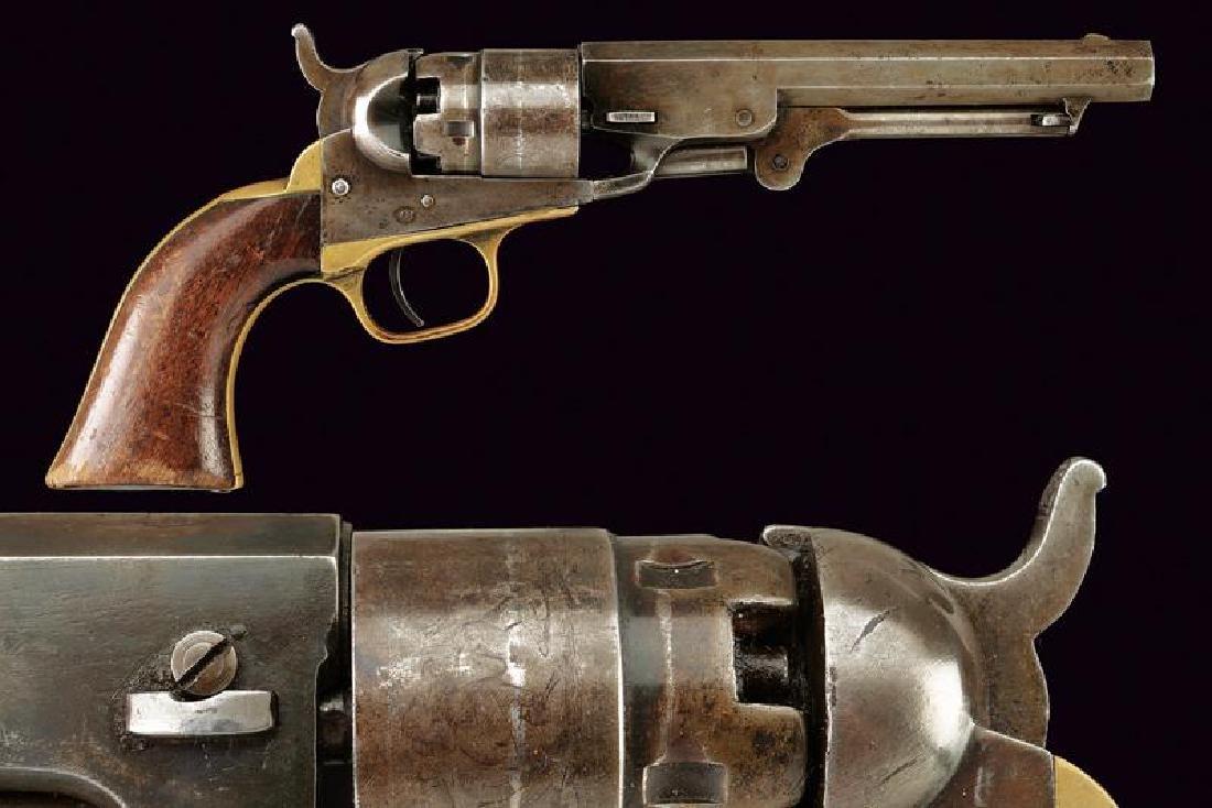 A Colt Pocket Revolver