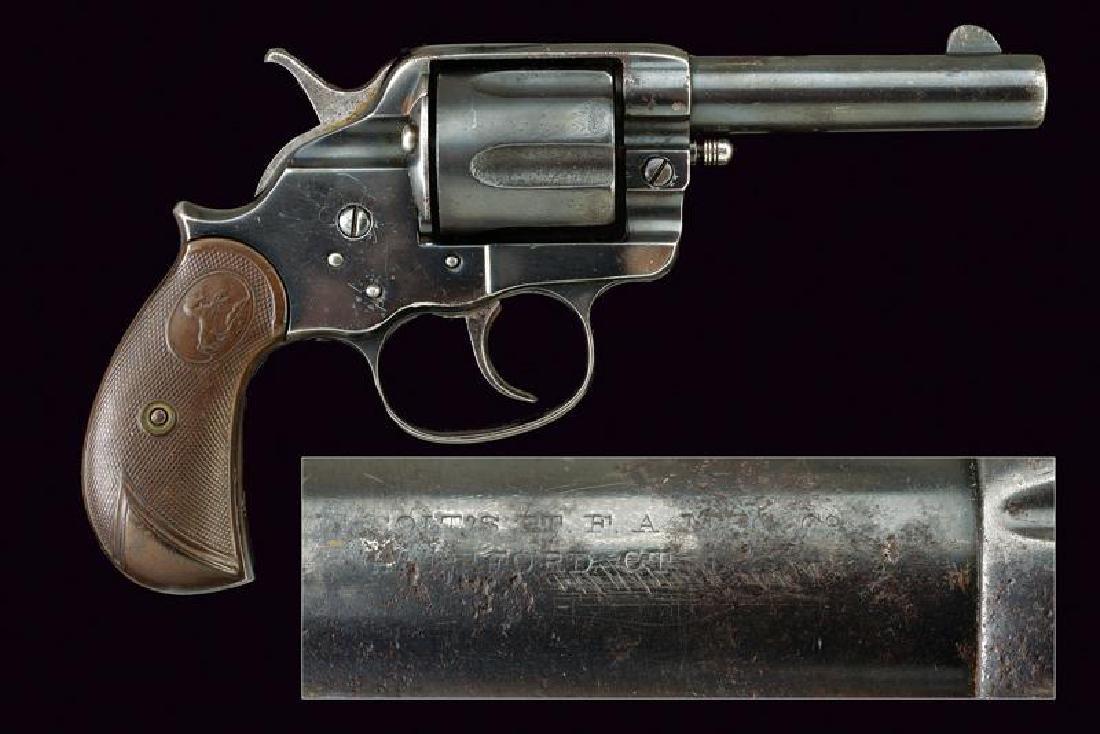 Revolver Colt Frontier