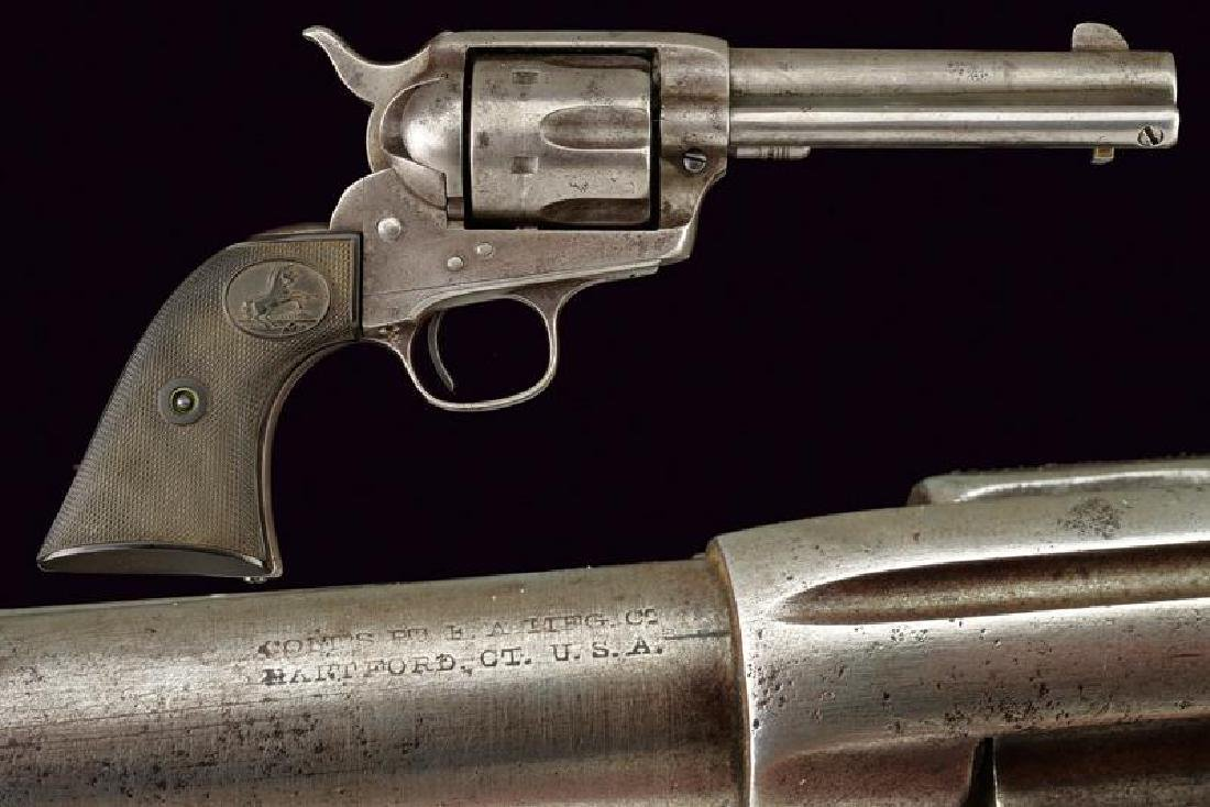 Colt Model Single Action Army Revolver