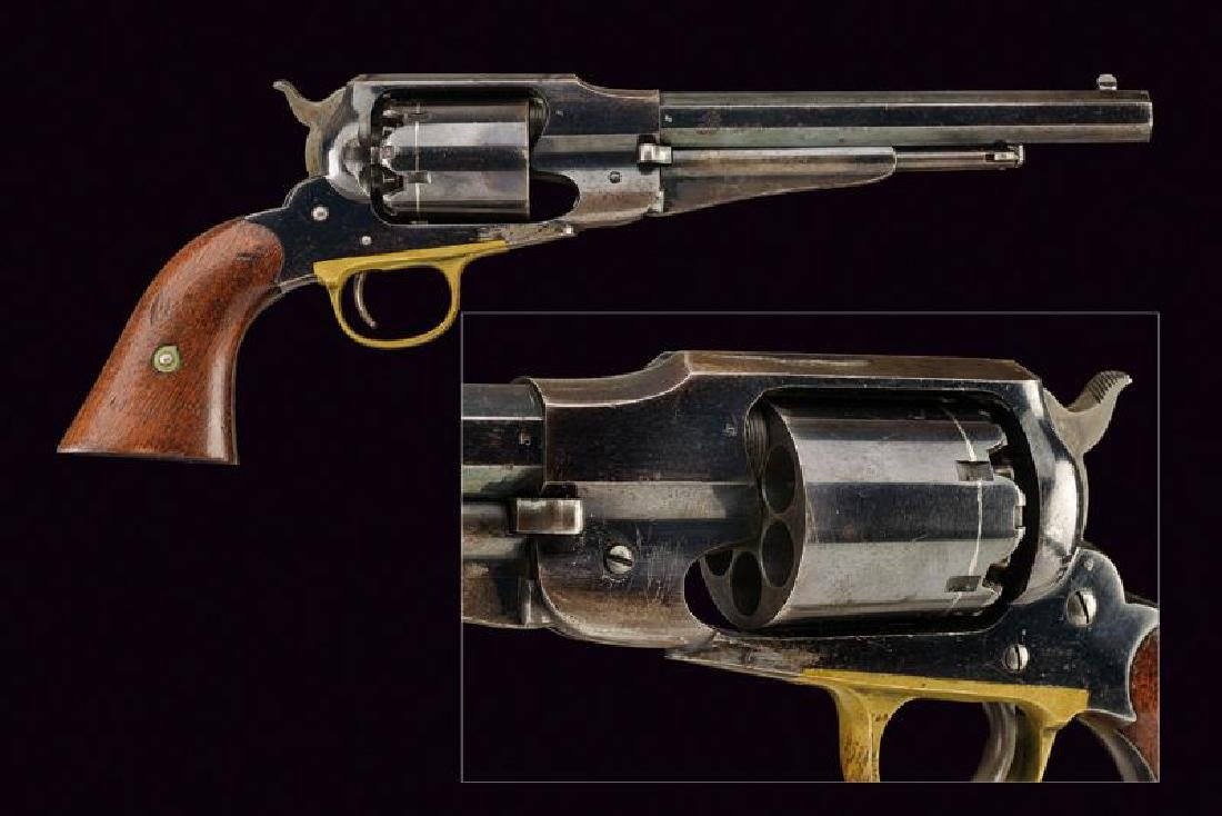 Remington 1858 New Model Revolver