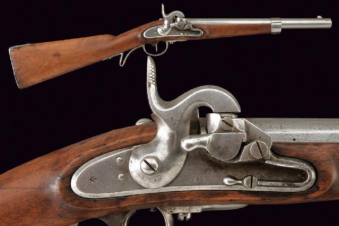 An 1842 model Kammerkarabiner Augustin