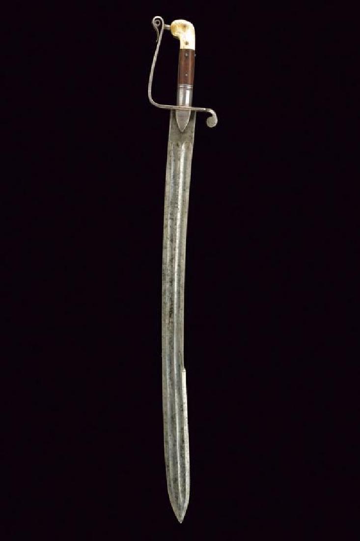 A cavalry sabre - 4