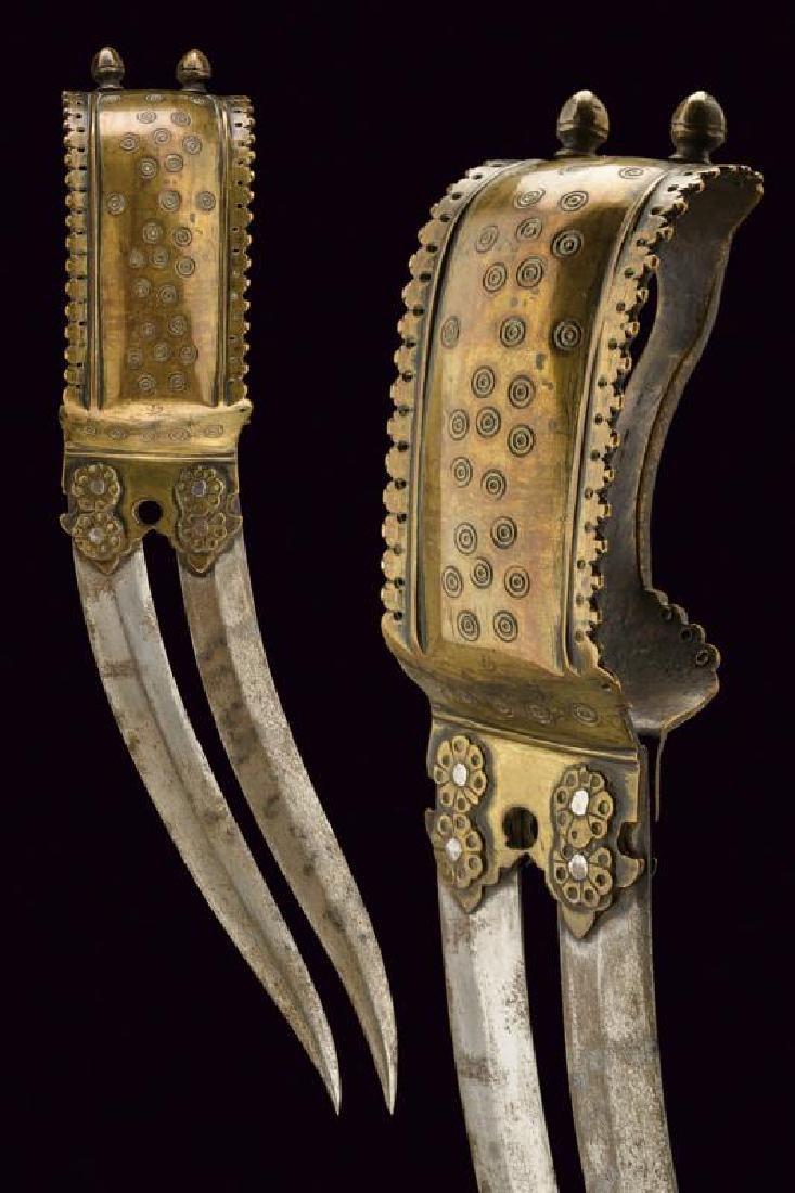 A double blade bichwa