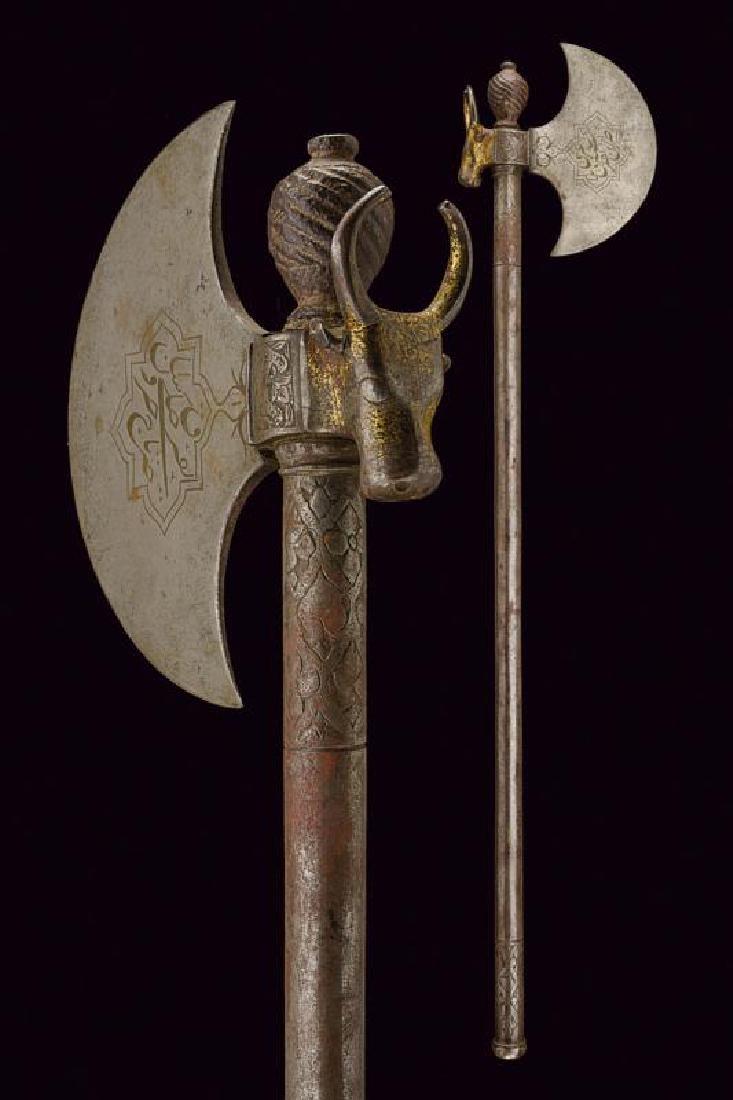 A tabar (axe)
