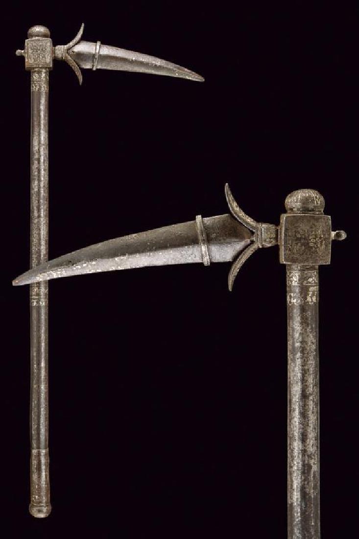 A zaghnal (war hammer)