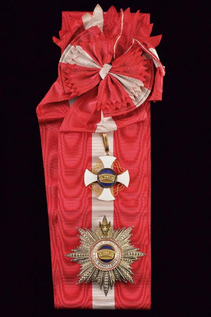 Order of the Crown of Italy (1868 - 1951)