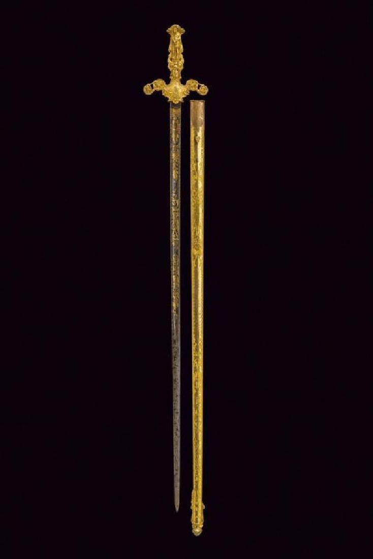A beautiful sword - 10