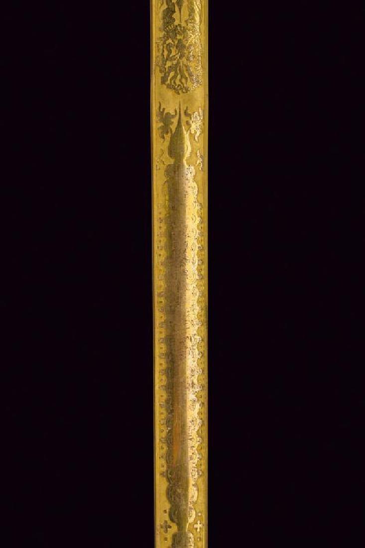 A beautiful sword - 9