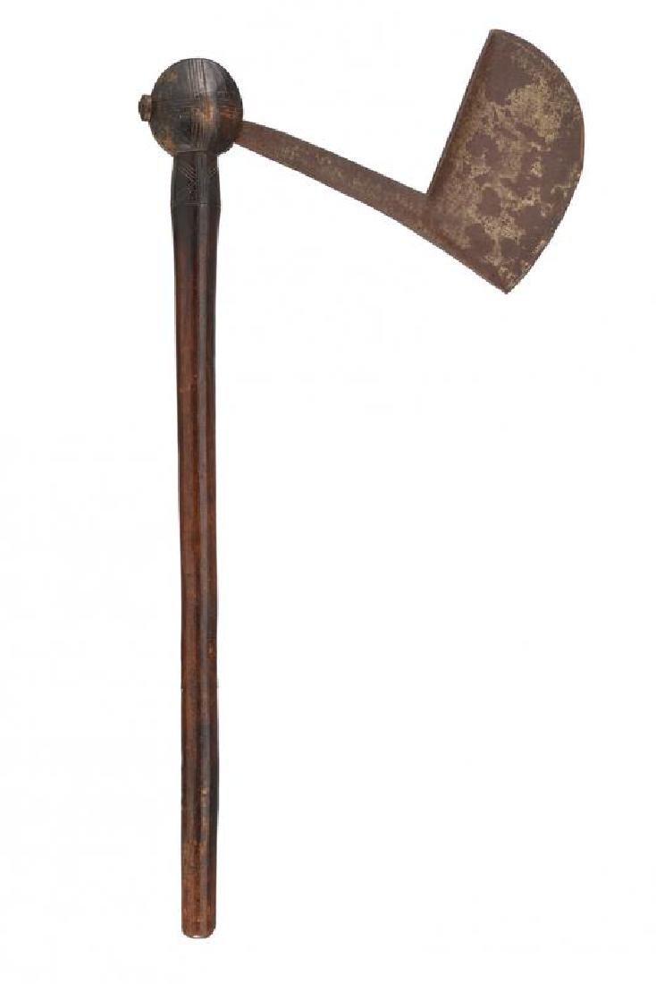 A big axe