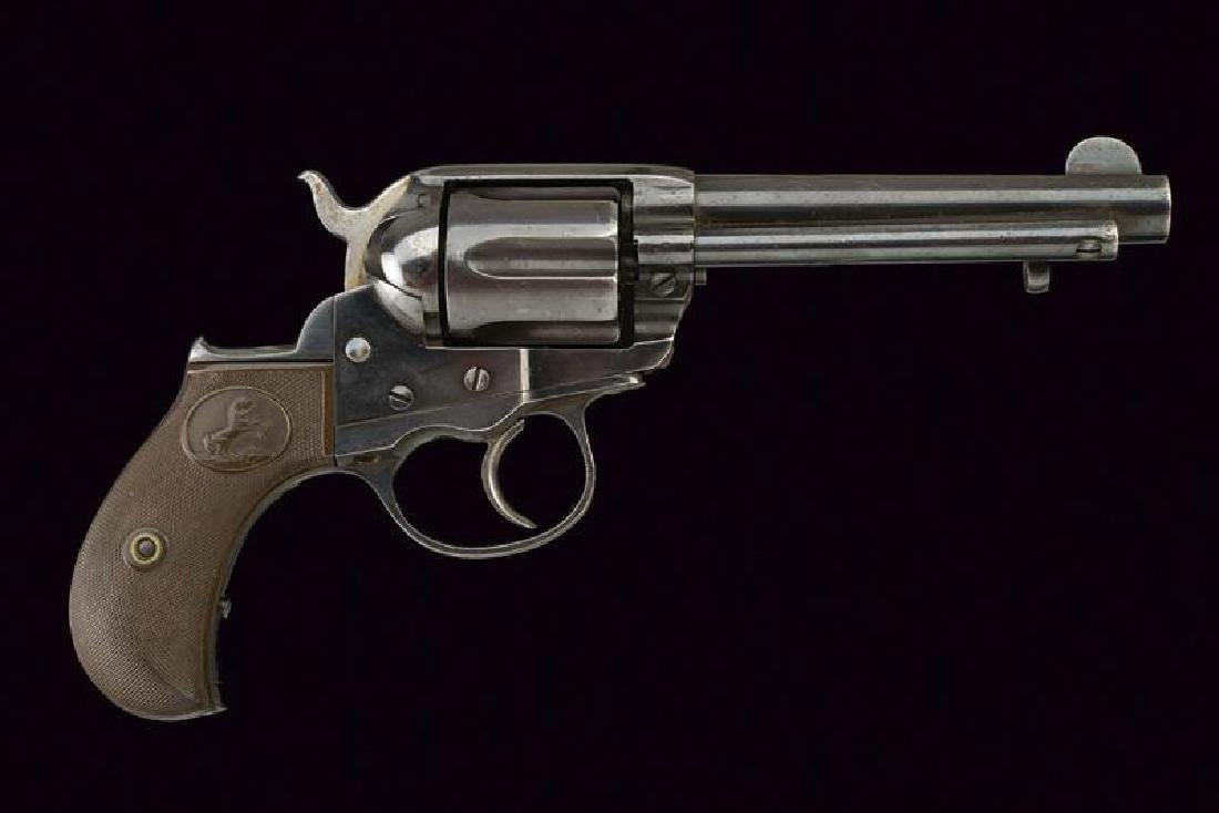 A Colt Model 1877 D.A. Revolver 'Thunderer'