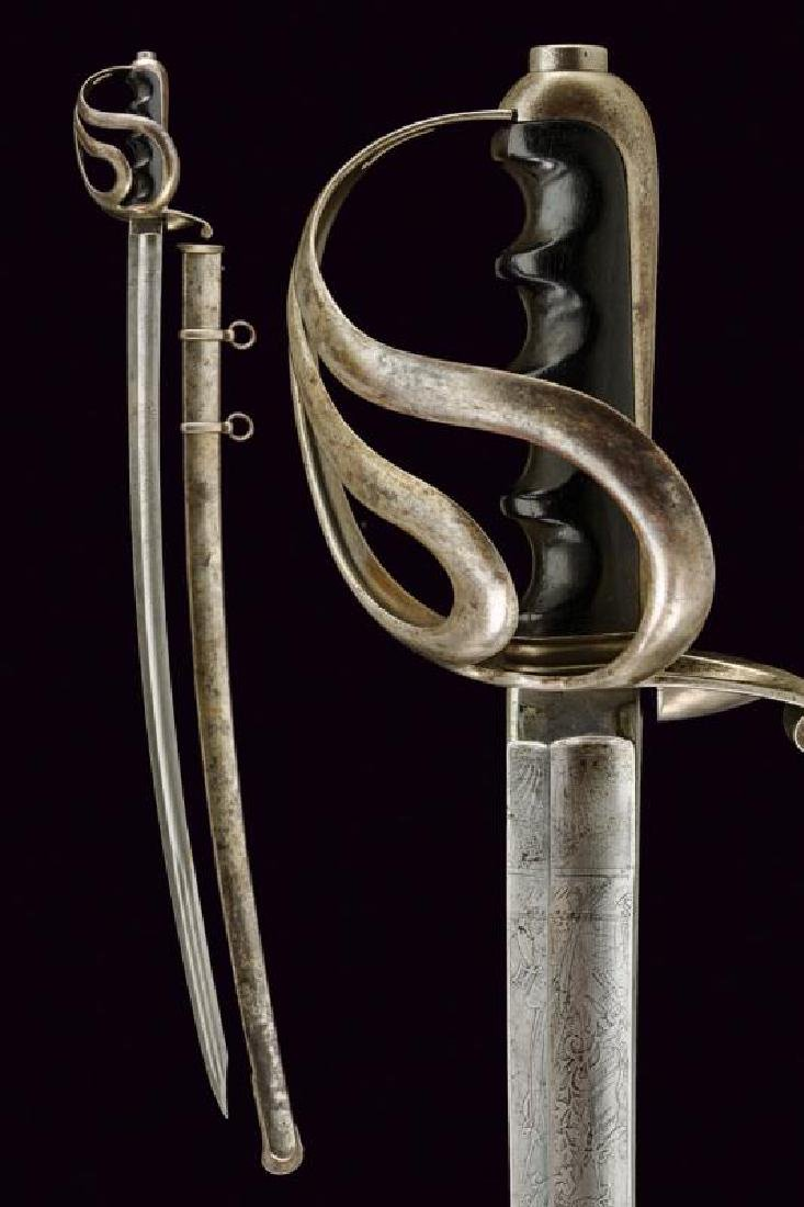 A fine 1888 model officer's sabre