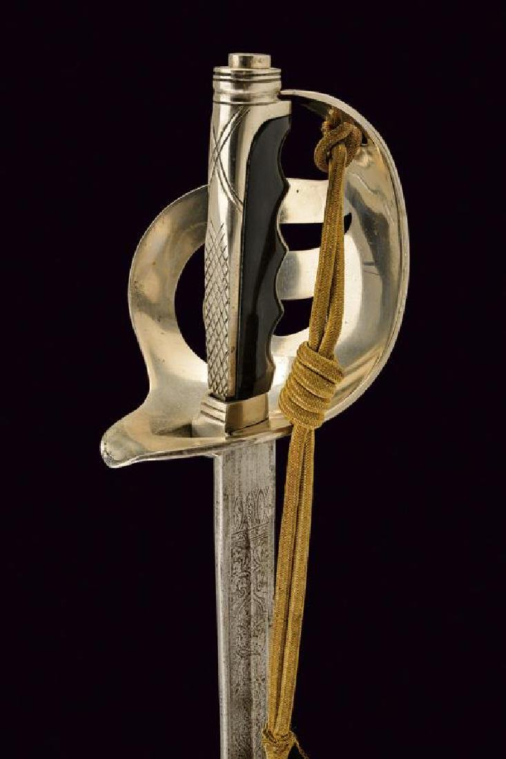A cavalry officer's sabre - 3