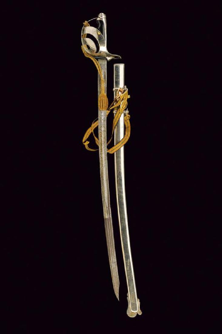 A cavalry officer's sabre - 4