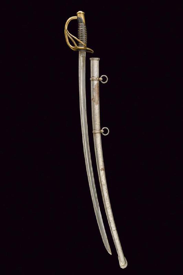 A 1860 model cavalry sabre - 4